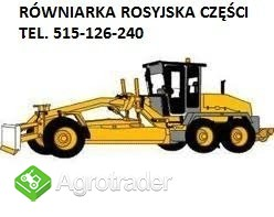 RÓWNIARKA ROSYJSKA,DT 75,T-130,T-170,T-100,MTZ - zdjęcie 2