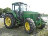 Traktor John Deere wszystkie typy roczniki modele