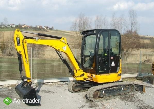 JCB 8030 ZTS  rok 2009