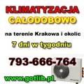 Serwis Naprawa Klimatyzacji  - Wentylacji Kraków T