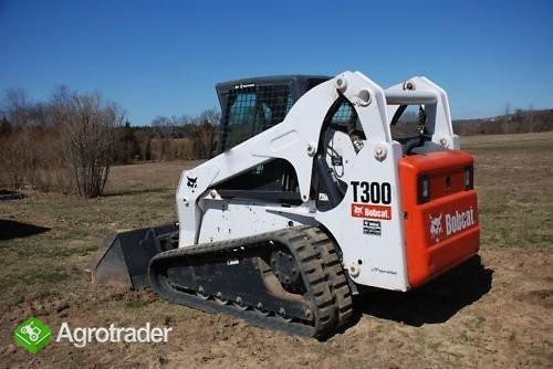Bobcat T300 - zdjęcie 2