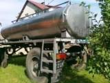 Sprzedam beczkę na wodę pojemność 3.000 litry.