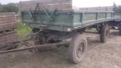 Przyczepa rolnicza 5 T typ THK