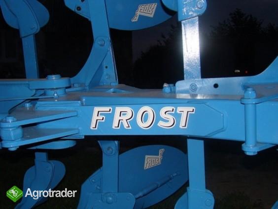 Pług Frost Mosel D-120 - zdjęcie 4
