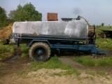 Beczka asenizacyjna 3,5 tys. litrów