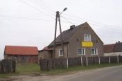 Dom, zabudowania gospodarcze - Żelazna