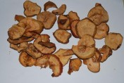 Sprzedam jabłka suszone - chipsy jabłkowe