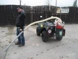 Odkurzacz miejski MINI ( 30 L ) do odchodów psich